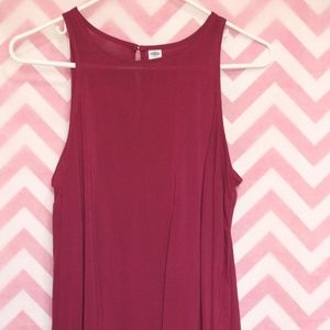 Old Navy Tops - Old Navy Pretty Purple Sleeveless Top Size M